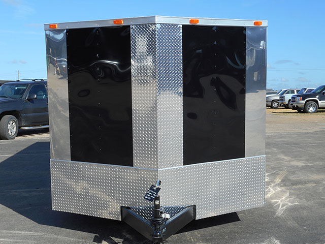 8.5' x 30' V Nose Tandem Axle Diamond Cargo Trailer