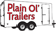 Trailers For Sale - Enclosed Cargo Trailers | Plain Ol' Trailers - We Build Best Quality Custom Trailers
