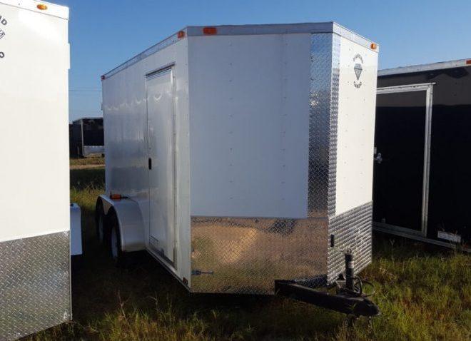 Diamond Cargo Tandem Axle 6x10 Trailers For Sale