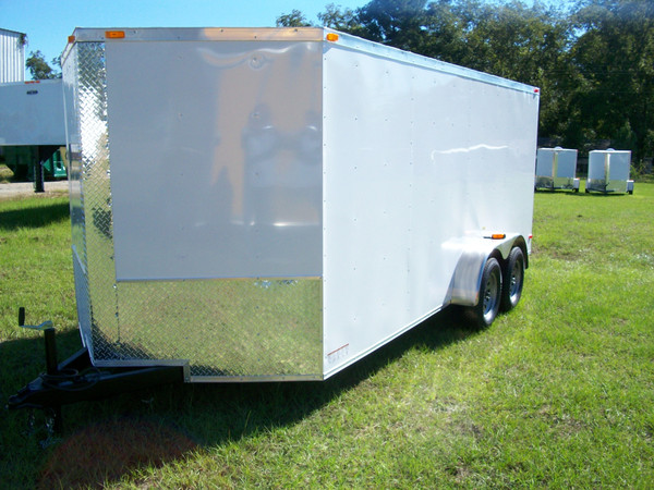 7x10 Enclosed Trailer