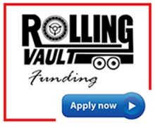 RollingVault Funding Enclosed Cargo Trailer Financing